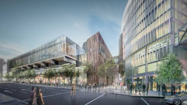 The New Zealand International Convention Centre will be the country's largest dedicated convention facility, and ...