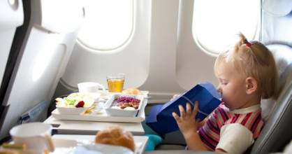 Cabin conditions and boredom can lead us to overeat on planes.