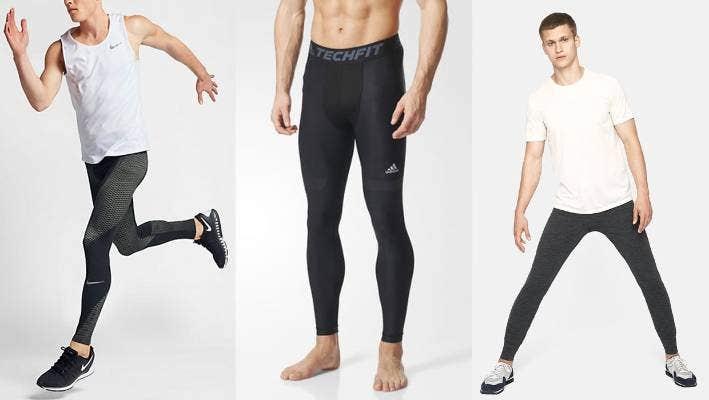 Men in yoga pants nz Gents Please Stop Wearing Activewear Everywhere Stuff Co Nz