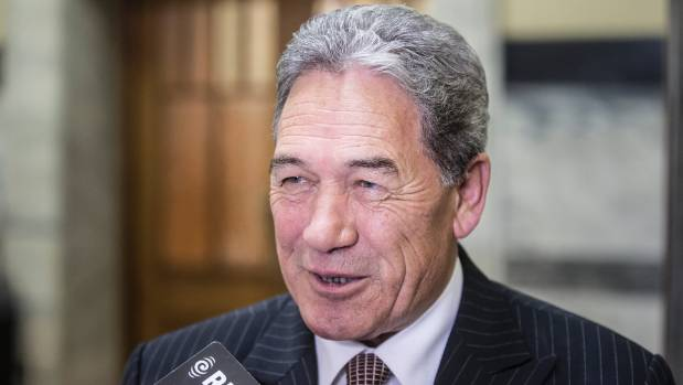 """I don't think anyone knows which way Winston's going to go, including Winston,"" John Key on how Winston Peters will ..."