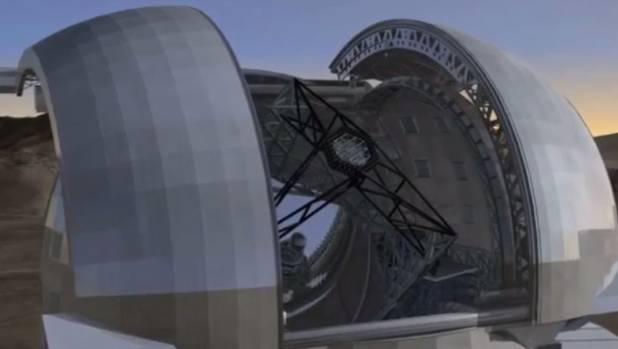 Construction begins on world's largest telescope in Chilean desert