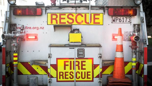 No-one was injured in a kitchen fire at a home along Mungavin Ave in Porirua.