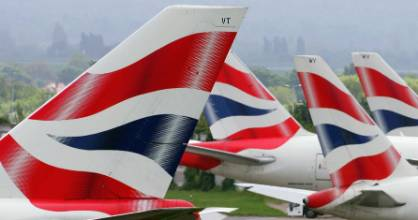 British Airways told passengers not to come to London's major airports after it cancelled all flights from there until ...