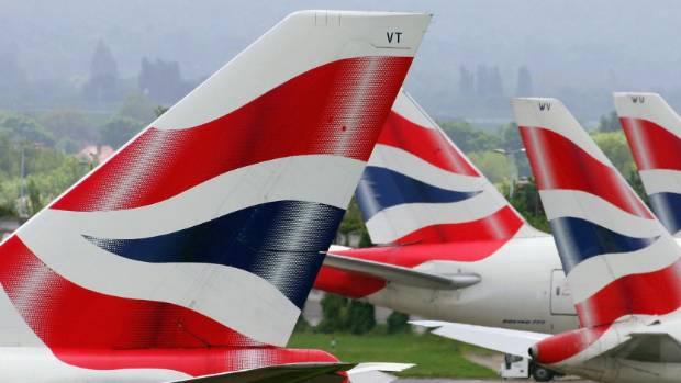 British Airways IT glitch cancels ALL flights from London's major airports