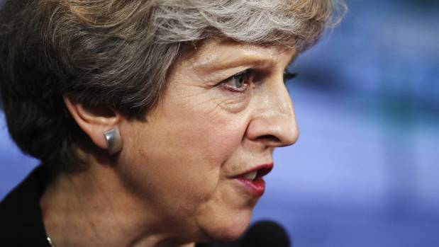 Terror threat level reduced from 'critical' to 'severe' says Theresa May