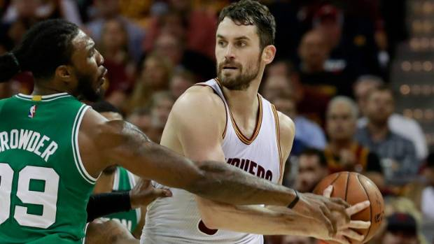 Cavs star Kevin Love opens up about panic attacks, mental health