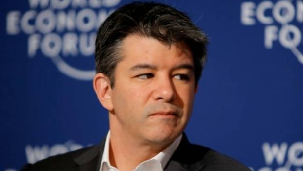 Travis Kalanick, Uber Co-Founder, to Sell 29 Percent of His Stake