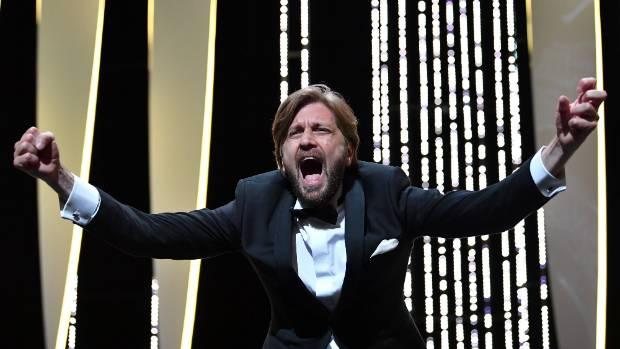 Satire The Square takes Cannes Film Festival's Palme d'Or prize