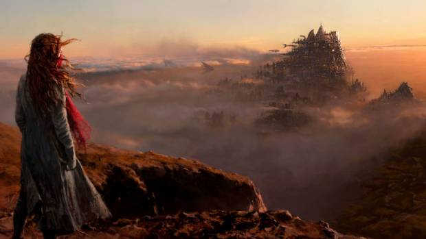 That's a wrap for Mortal Engines, which will now head into the post-production phase.