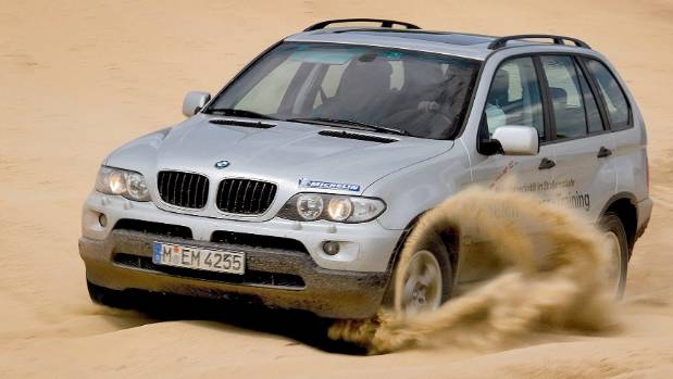 BMW nailed the SUV thing with the X5 in 1999. With a little help from Land Rover.