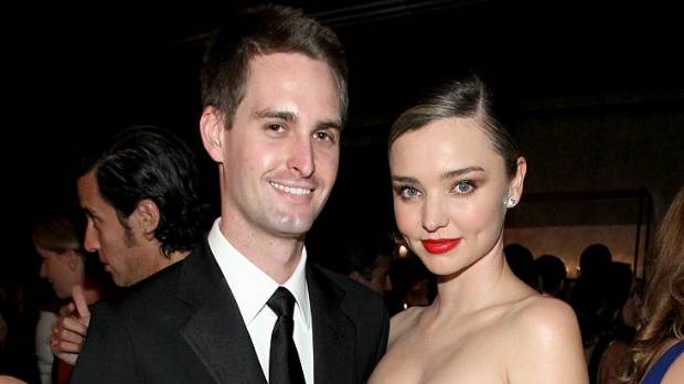 Miranda Kerr and Evan Spiegel Are Expecting a Child Together