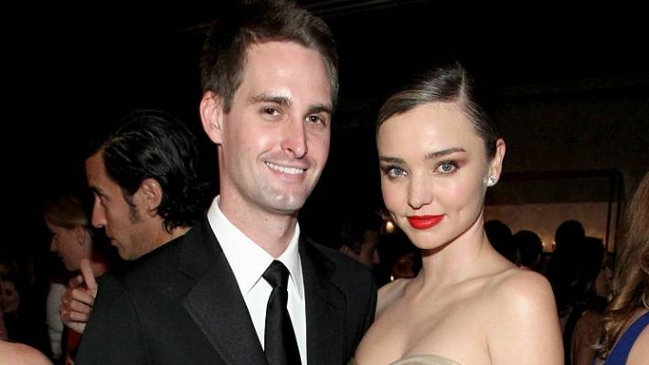 Snapchat's Evan Spiegel spends $5 6 million on New Year's