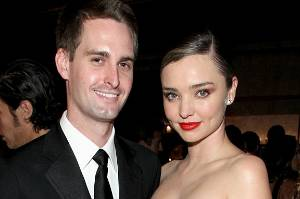 The 34-year-old model has tied the knot with Evan Spiegel in an intimate ceremony held on Saturday, with 40 friends and ...