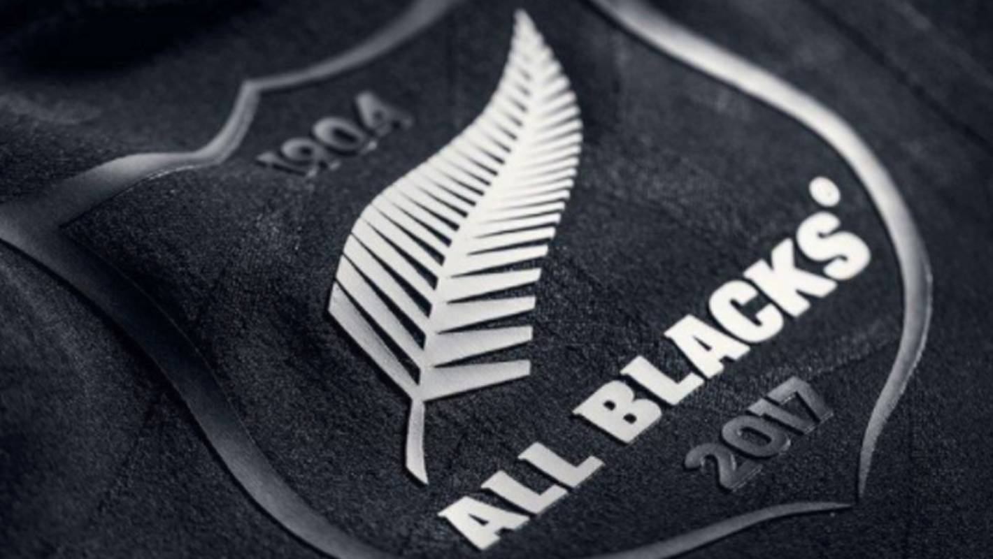 New All Blacks Rugby Badge Revealed Ahead Of British And Irish Lions Tour Stuff Co Nz