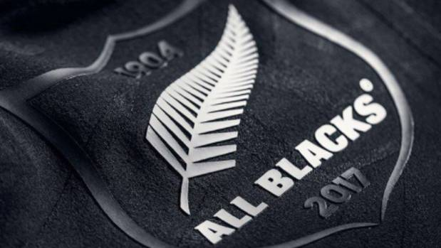 New All Blacks Rugby Badge Revealed Ahead Of British And