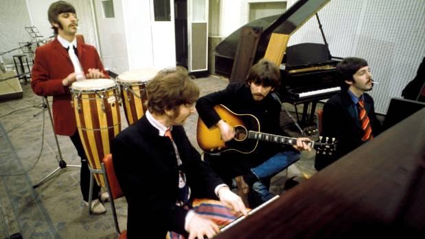 Sgt. Pepper came at a crucial point for The Beatles, just after they'd retired from the road and as they began to ...