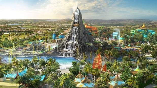 Like the film Moana, the Orlando theme park Volcano Bay has come under attack for its appropriation of customs from ...