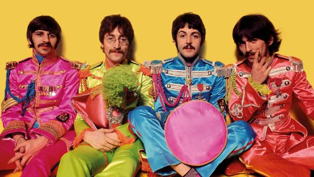 It was almost 50 years ago today... that Sgt. Pepper's Lonely Hearts Club Band was first released.