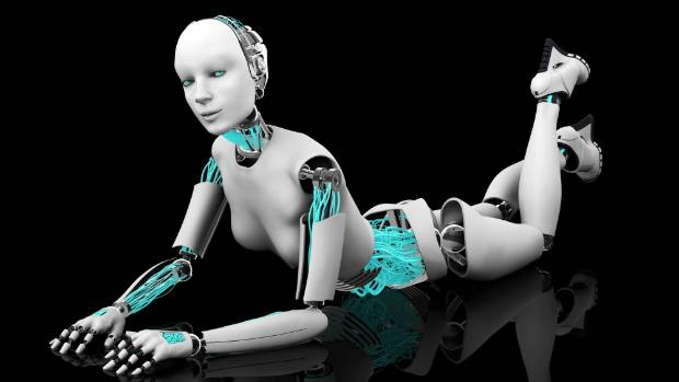 Fembots have moved on from the Metropolis and Austin Powers films to now feature in New Zealand manufacturing plants, ...