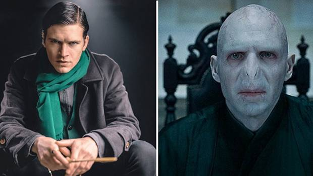 Voldemort HARRY POTTER Fan-Film Explores Tom Riddle's Lost Years