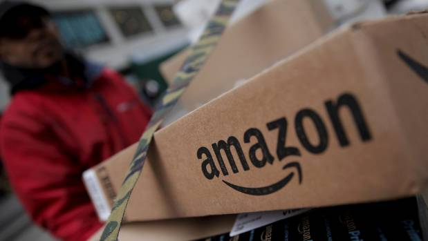 Amazon gets a network of stores where it can implement decades' worth of experiments in how people pick, pay for and get ...