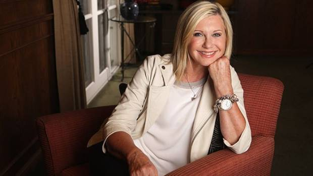 "Cannabis is a ""magical miracle plant"" says singer Olivia Newton-John."