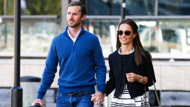 Pippa Middleton's favourite honeymoon fashion brand