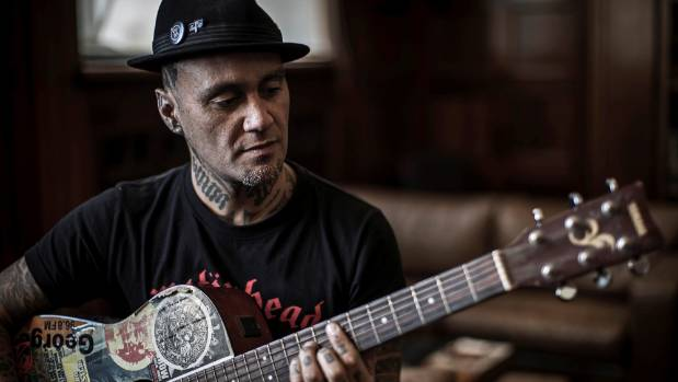 Tiki Taane is rejoining Salmonella Dub for their 25th anniversary tour.