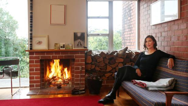 If fashion designer Beth Ellery could change one thing about her house, she would turn up the heat.