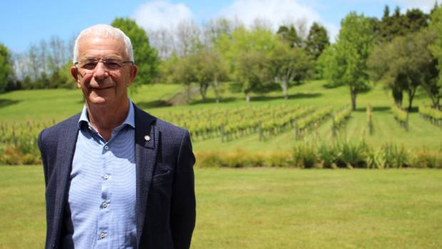 Villa Maria CEO Sir George Fistonich enjoys his wine with a little bottle age and is leading the push for more Kiwis to ...