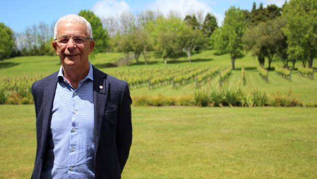Villa Maria founder Sir George Fistonich says he has taken legal advice over a wine label dispute with Sainsbury's.