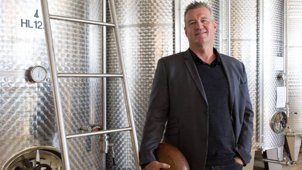 Named after his famous All Black jersey, Jk.14 wines is Sir John Kirwan's way of bringing a slice of Italy to New Zealand.