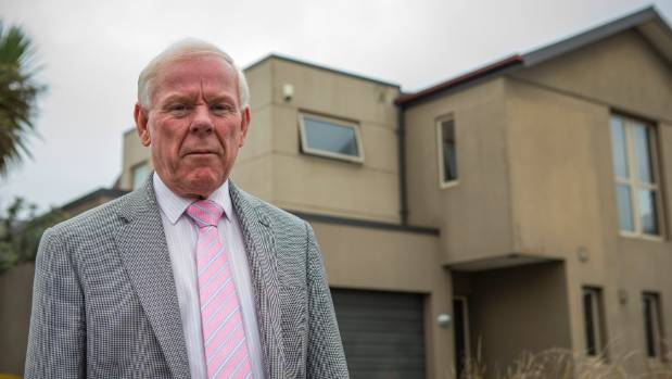 St Albans resident Russell Craigie is fed up with sex workers outside his St Albans home.