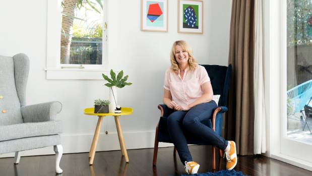 Susan Christie lives with her husband and two children in a bright and breezy home on the point in Bayswater, Auckland, ...