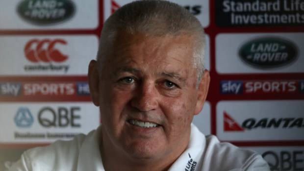 Gatland's Lions won their tour opener, but Twitter was not impressed