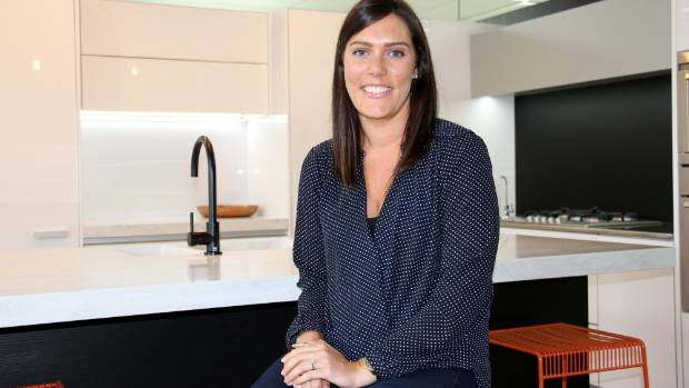 Carlielle Kitchens designer Kyla Hunt says home owners are after a mix of materials in their kitchen design.