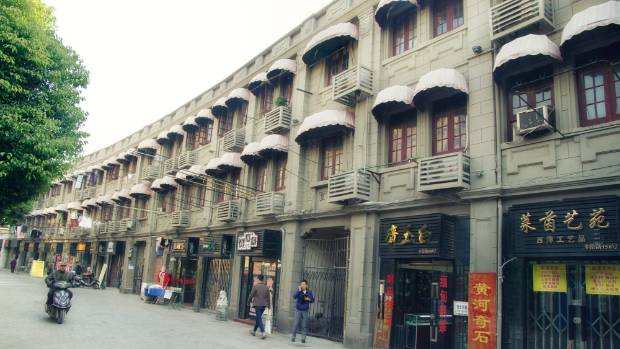 Shanghai's houses and buildings are one of the delightful surprises of this city which is home to 24 million.