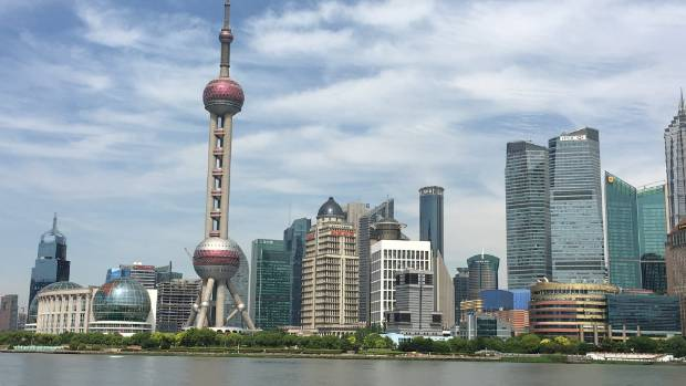 Across Huangpu River lies the Pudong New Development Zone, once home to 1 million Chinese farmers until the government ...