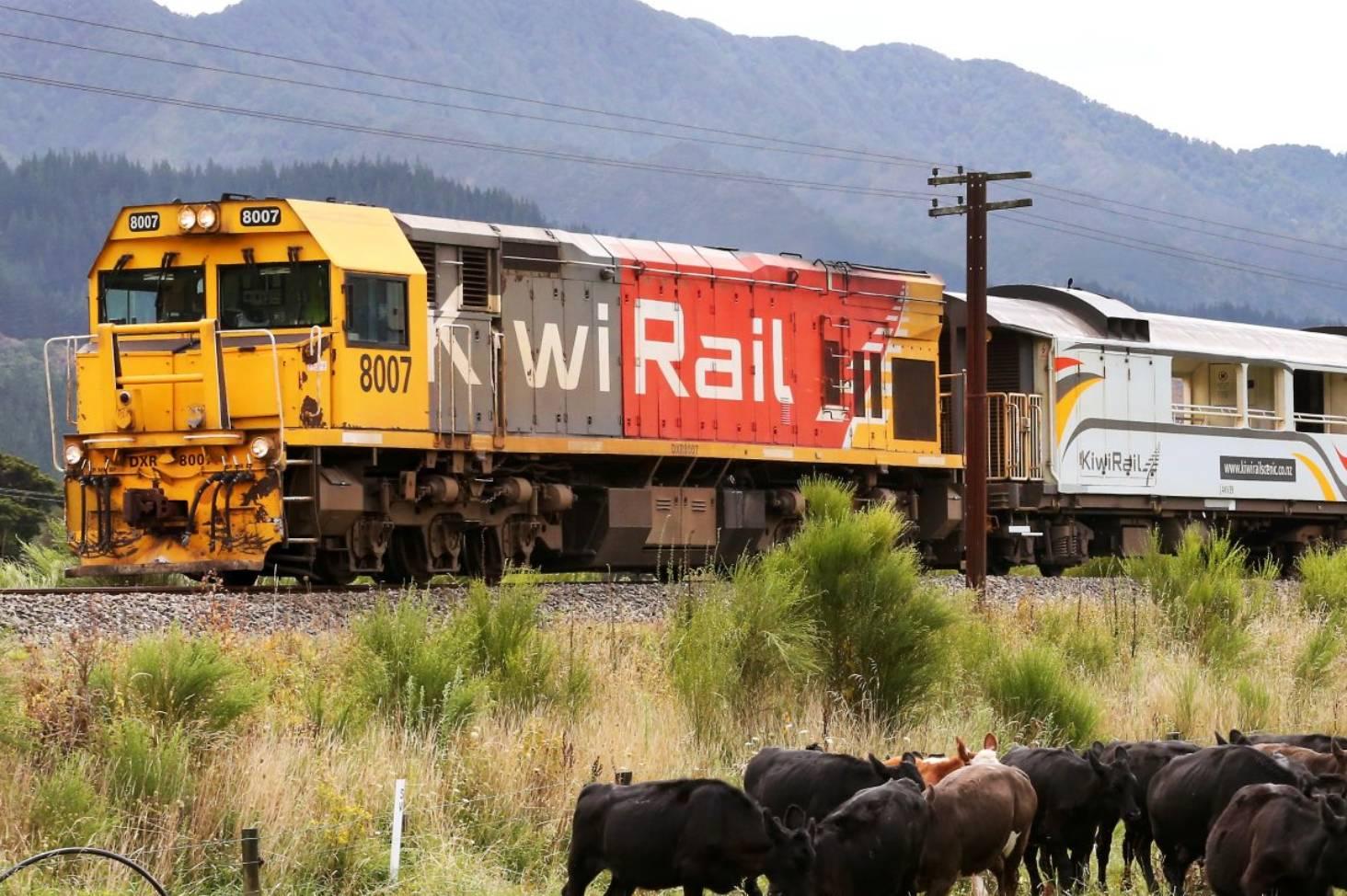KiwiRail has priced Kiwis off its trains, yet taxpayers fork
