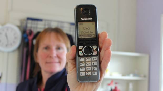 Te Atatu resident Annette Norgove said she lost her phone and internet connection for 24 hours on May 31 after ...