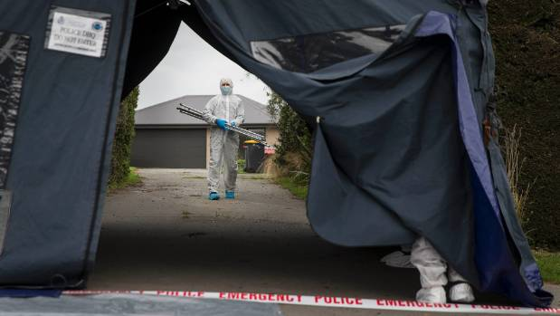 Police dive squad join search for missing Christchurch man Michael McGrath