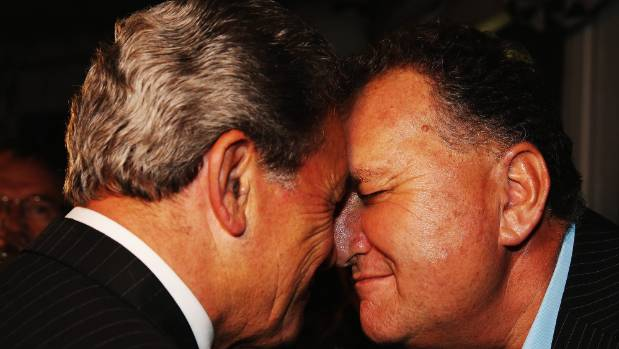 Former Labour MP Shane Jones has joined his old mate Winston Peters to run in the Whangarei seat for NZ First.