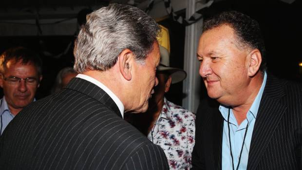 New Zealand First party leader Winston Peters and Shane Jones's friendship stretches back years. Jones has been rumoured ...
