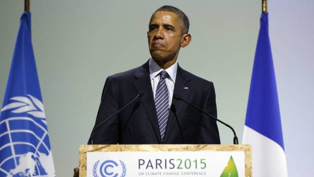 U.S.  cities and three states vow to uphold Paris climate agreement