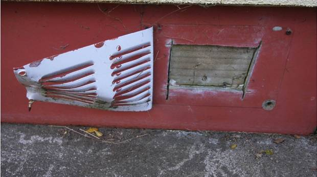 A builder was told to install a vent but when the leaky home was investigated the vent went to nothing more than a piece ...