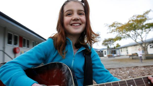 Malaika, 10, is willing to play on stage for Sheeran as a fair trade for getting tickets to his show.
