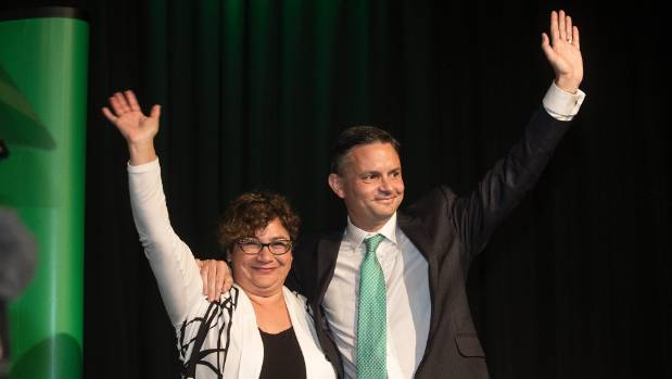 The Green Party's shift, from Outsider to Insider status, is all-too-evident in the way they present themselves to the ...