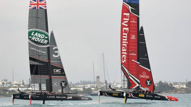 Sailing - New Zealand pick Britain as America's Cup semi-final foe