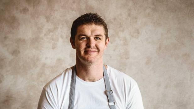 Chef Hayden McMillan.