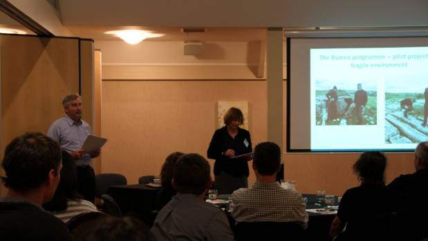 Richard and Dianne Kidd talk about their European trip to Ballance Farm Environment Award regional winners and alumni.